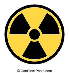 輻射, 黃色, 簽署