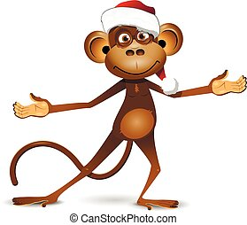 New Year of the Monkey