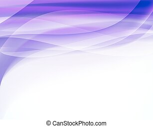 violet background with transparent waves. vector