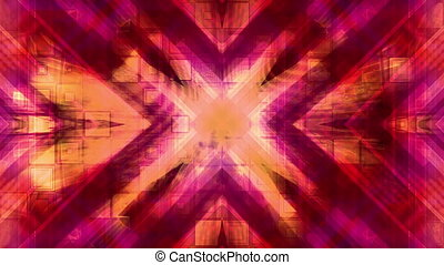 XX10 Pattern VJ Loop abstract - Motion design geometric VJ...