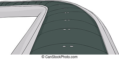 Single Conveyor Belt
