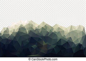 Green Mountain polygon