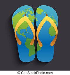 World slipper