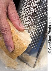 Rasp - Metal cheese grater