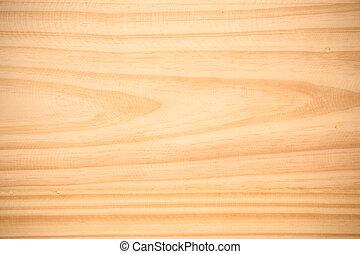 madera, Arriba, cerrado, textura