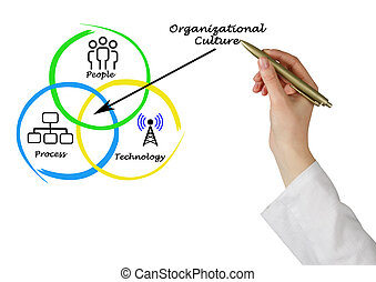 Diagram of Organizational Culture