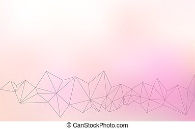 Abstract blurred background - Abstract vector blurred...