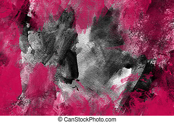 Pink grunge paint background - Pink grunge paint, great for...