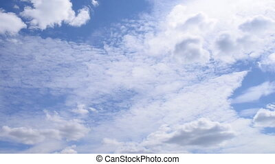 blue sky background blue clouds