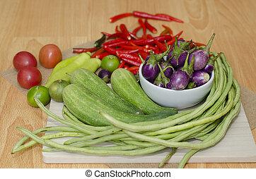 vegetables food
