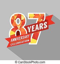 87th Years Anniversary Celebration - 87th Years Anniversary...