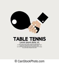 Table Tennis Indoor Sport.
