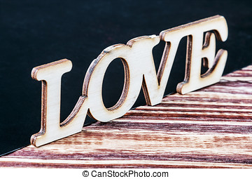 carved wooden letters love - carved wooden letters love....