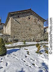Medieval church in Dobarsko