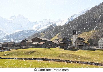 Elm, Switzerland