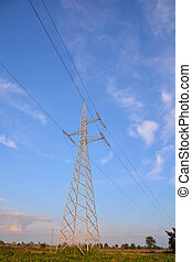 Electricity Pylon Pole - Photo Picture of the Classic...