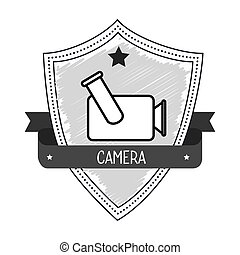Photography and camera retro-vintage design