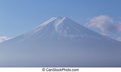 Fuji Mountain, Kawaguchi Japan