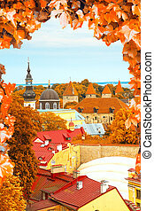 Tallinn - picturesque and very beautiful HDR photos of...