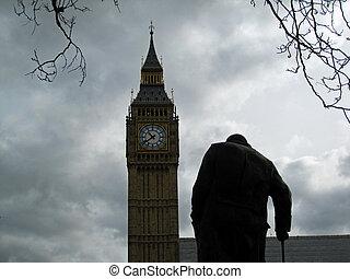 Big Ben & Churchill