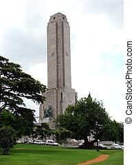 Monumento a la Bandera in Rosario, Argentina - Park View -...