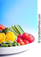 Fresh veg