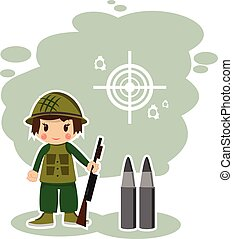 soldiers in vector format. - best flat boy- soldiers in...