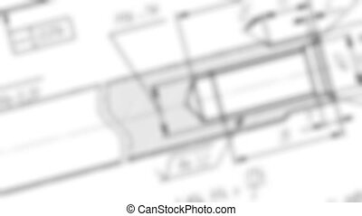 Drawings Of Constructions Theme - Drawings of engineering...
