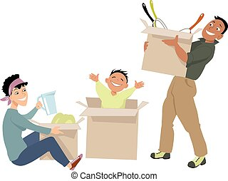 New home Vector Clipart EPS Images. 19,011 New home clip art ...