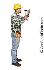 handyman on duty