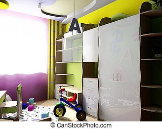 Children\'s room