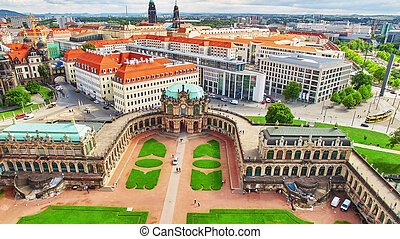 Zwinger Palace Der Dresdner Zwinger Old Masters Picture...
