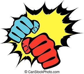 power fist mma, karate, boxing