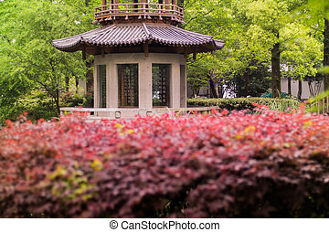 Hangzhou, city in Zhejiang province.