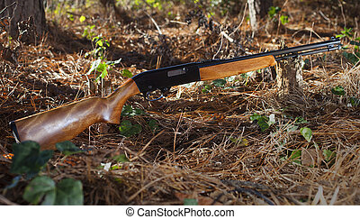 Semi auto rifle - Rimfire rifle that shoots with every...