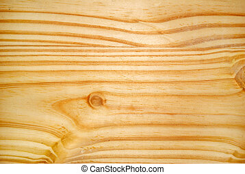 Wood board with strong grain accent for background