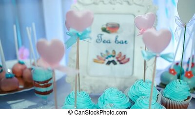Candy Bar, Wedding Decorations - Candy Bar, Wedding...