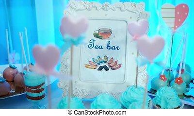 Candy Bar, Wedding Decorations - Candy Bar, Wedding...