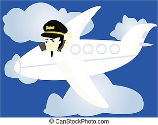 the funny pilot
