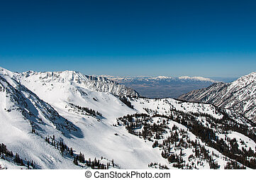 Snowbird 1 - Salt Lake Valley and Little Cottonwood Canyon