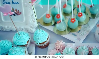 Candy Bar, Wedding Decorations. - Candy Bar, Wedding...