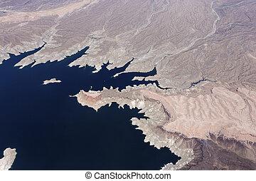 Lake Mead, colorado grand canyon, arizona, usa