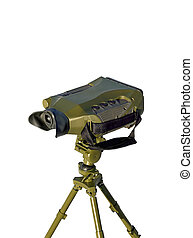 Army optical device - Tactical device of surveillance and...