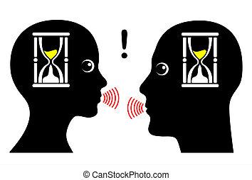 Communication under Pressure