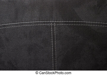 Texture brown leather