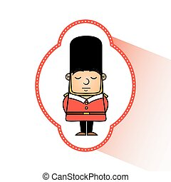 nutcracker icon design ,vector illustration eps10 graphic