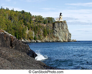 Split rock Lighthouse 2 - Northern Minnesota...