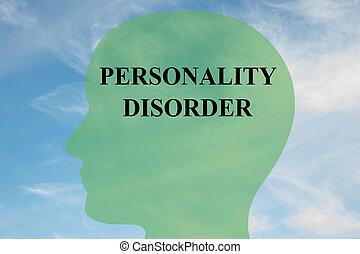Bipolar Personality Disorder Clip Art