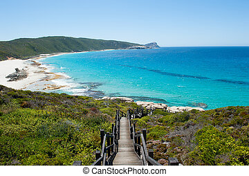 Cable Beach Torndirrup National Park Albany - Scenic...