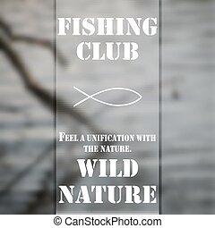 halászat, klub, 3,